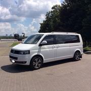 Аренда микроавтобуса  для поездки в Европу